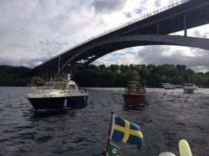 Lövad GBS båt