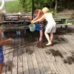 Vattenkriget fortsätter