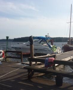 Grannklubbsbåt