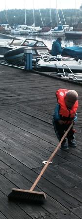 Barnarbete