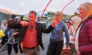 Kjells dans eller Anna-Lenas?