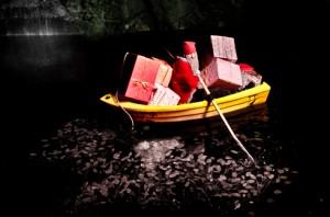 En riktigt här jul önskar vi alla våra medlemmar, men glöm inte att kolla båten lite då och då.