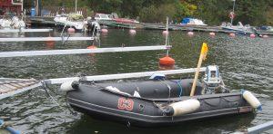 Mannus lillbåt